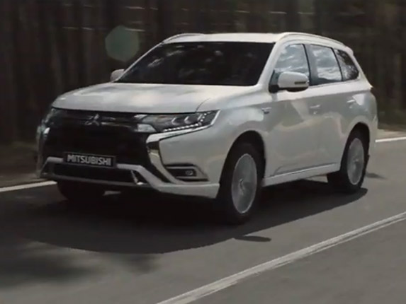 THE NEW OUTLANDER PHEV