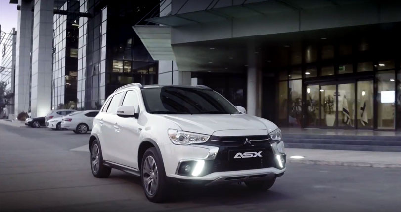 The New  ASX 2018